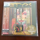 STYX THE GRAND ILLUSION SHM CD, (REMASTER) JAPAN,