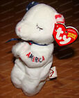 American Blessing Bear (Ty Beanie Babies Collection) P.E. Pellets, 12.02.2004