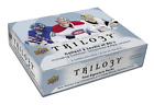 Upper Deck 2017-18 Hockey TRILOGY Hobby Box Factory Sealed 8 Packs 4 Cards Per