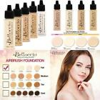 Belloccio Fair Color Shade Foundation Set - Professional Cosmetic Airbrush Makeu