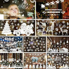 Merry Christmas Vinyl Art Removable Home Window Store Wall Stickers Decal Decor