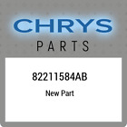 82211584AB Chrysler Door Fuel, Genuine OEM Part