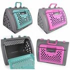 Pet Carrier Travel Kennel Cage Bed Crate Car Kennel for Cat Small Dogs Rabbit
