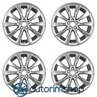 Lincoln MKT 2010 2012 20 Factory OEM Wheels Rims Set AE9Z1007D