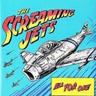 THE SCREAMING JETS - ALL FOR ONE   CD NEW+