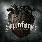SUPERCHARGER - REAL MACHINE   CD NEW+