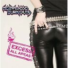 HOLLYWOOD BURNOUTS - EXCESS ALL AREAS  CD NEW+