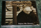 StaggerWigg Before We Drown Cd Privaet Pressing power pop