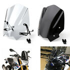New Motorcycle ABS Plastic Windshield Windscreen Fit BMW G310R 2017-2018 UE