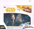 2018 Topps SOLO: A Star Wars Story MASSIVE 24 Pack Factory Sealed Retail Box !