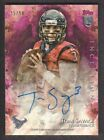 2014 Topps Inception Football Rookie Autographs Gallery, Guide 53