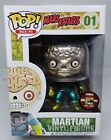 Funko Pop Mars Attacks 01 Martian Metallic SDCC 2012 480 Piece