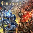 EUNOMIA - THE CHRONICLES OF EUNOMIA PART 1   CD NEW+