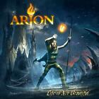 ARION - LIFE IS NOT BEAUTIFUL   CD NEW+