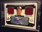 2013 Topps Museum Collection 50 Signature Swatches Manny Machado Auto RC #15 50