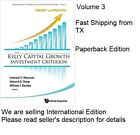 Kelly Capital Growth Investment Criterion  Theory and PracticeSoftcover