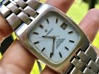 Vintage 1970's OMEGA Constellation Automatic Baby Blue Dial Men's Watch-4 REPAIR