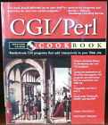 CGI/PERL COOKBOOK (Includes CD-ROM)