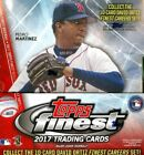 2017 TOPPS FINEST BASEBALL FACTORY SEALED HOBBY BOX 2 CHROME AUTO PER MASTER BOX