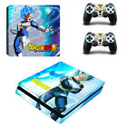 PS4 Controller Suface Dragon Ball For Palystation 4 PS4 Slim Skin Sticker