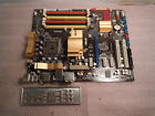 ASUS P5QC LGA775 Intel Motherboard + I O Shield Dual Memory DDR2