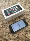 Apple iPhone 5s 32GB Space Gray Unlocked A1533 GSM