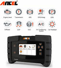 ANCEL FX4000 Car OBD2 Full System Diagnostic Scan Tool ABS SRS EPB Code Reader