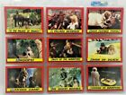 1984 Topps Indiana Jones and the Temple of Doom Trading Cards 16