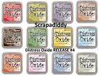 NEW Ranger Tim Holtz DISTRESS OXIDE Ink Pads ALL 12 Colors IN STOCK RELEASE 4