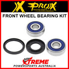 ProX 23.S113012 Honda CX650T TURBO 1983 Front Wheel Bearing Kit