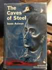 The Caves Of Steel Isaac Asimov First Book Club Edition Sci Fi Collectible
