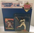 1995 Albert Belle Starting Lineup Indians MLB Baseball