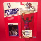 1988 STARTING LINEUP -NBA -DANNY MANNING  BRAND NEW WITH CARD