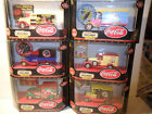 Matchbox Collectibles Coca Cola 143 Scale Complete Holiday truck set