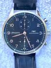 IWC  Portugieser Automatic Chronograph IW371447 Wrist Watch for Men