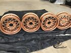 GENUINE ALLEY CAT WHEELS TWO GATES  CAPRI ANGLIA  ESCORT MK1 2