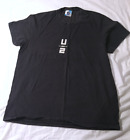 U2 The 360 Tour Black Large T Shirt