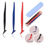 3 Pcs Micro Gasket Squeegee Car Window Tint Stickers Hardness Wrap Vinyl Tools