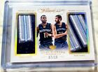 2014-15 Flawless Mike Conley & Marc Gasol Game Worn Dual Patch Card #07 10!!!