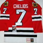 Chris Chelios Rookie Cards and Autograph Memorabilia Buying Guide 36