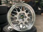 Genuine 16 inch BBS Classic Forged Wheel set of 4 5x100 Subaru Corolla GT86
