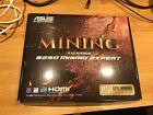 ASUS B250 Mining Expert Motherboard for 19 PCIe BUNDLE with CPU Celeron G3900
