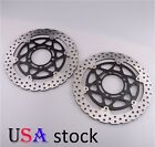 Front Brake Disc Rotor For KAWASAKI VERSYS 650/S 07-14 Z750S 07-12 Z1000/S 07-13