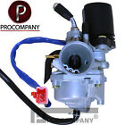 Carburetor for Chinese 50cc 90cc 2 Stroke ATV Quad Scooter Moped 4 Wheelers