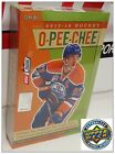 2017-18 Upper Deck O-Pee-Chee Hockey Hobby Box