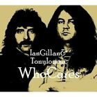 IAN GILLAN & TONY IOMMI - WHOCARES 2 CD NEW+