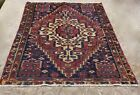 Rug Carpet Hand Made Wool Geometric Rustic Vintage Antique - We Can Deliver