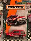 2018 MATCHBOX .''FORD EXPEDTION""