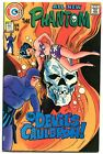 THE PHANTOM #59 1973-CHARLTON COMIC-SKULL COVER SWIMSUT FN/VF
