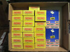 VINTAGE LOT OF 23 EMPTY BOXES FOR MATCHBOX CARS MOSTLY EXCELLENT + 2 1986 CATS